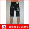 2012Chengye cheap colored request jeans for men (CY8908)