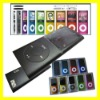 "New 4GB for ipod 2.2"" LCD Shakable MP3 MP4 5th Player Touch +Video + Camera MP3 MP4 with Radio Black"