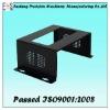 2012 Hot China Black Power Coating Custom Precision Sheet Metal,Laser Cut Metal,Metal Housing