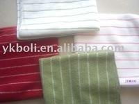 Nice colorful Stripes microfiber towels