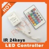 hi quality rgb led strips 12v controller with remote