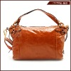 2012 new dsign genuine leather ladies handbag, cowhide shoulder bag