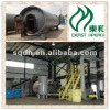 continuous operation for extracting fuel oil from waste plastic with capacity of 15-20T/D