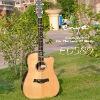 enya solid guitar ED580