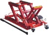 motorcycle lift for workshop repair, lift table