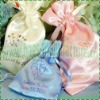 satin jewelry pouches