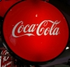 plastics lamp box, Coca cola