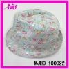 Wholesale fashion Portable Sweet lady Bucket Hat