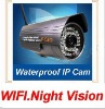 Outdoor Night vision WIFI Waterproof IP Camera/security camera