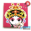 Iron Fridge Magnet Tourist souvenir Chinese opera