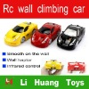 LH1208 remote control toys newest rc wall climbing car