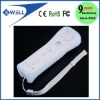 Nunchuck & Wireless Remote Controller & Skin For Nintendo Wii