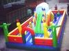 2012 HOT kids inflatable playground equipment