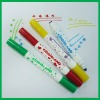 Children Use Stamp Color Marker,with twin tips