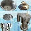 WF-A2000 commercial centrifugal juicer