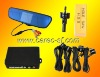 LED dispaly Rearview mirror parking sensors for cars parking sensor