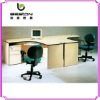 2012 two people solid wood office table LS-025