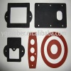 waterproof foamed rubber gasket