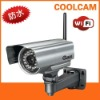 Security IP 2megapixel camera, Wireless