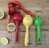 aluminum manual LEMON PRESS,Lemon squeezer citrus juice squeezer juicer different types
