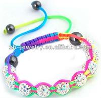 tiger eye shamballa bracelets