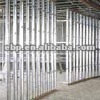 picture of curtain wall partition in galvanized steel Shenzhen factory