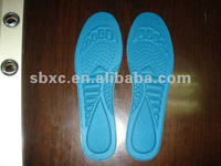 2012 Newest Hi-Poly(foam) foot massage insole
