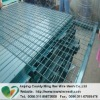 welded wire fence, PVC coated welded wire mesh fence
