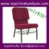 High quality cheap stackable church chair