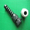Flex protecting cable coupling (IP68) M12A-7.8