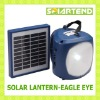 Solar lantern with mobile charger&3 settings,emergency lamp,camping light