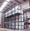 Drive-in storage pallet shelf