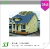 C channel light gauge steel prefabricated villa steel villa house comfortable home