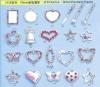 DIY rhinestone pendant charm ( product catalog 31-35)