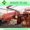 2012 hot sale waste tyre recycling pyrolysis machinery to extraction oil