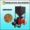 automatic high efficiency pelelt burner for boiler
