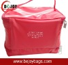 promotional padded pvc cosmetic pouch bag