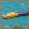 Hot sale Utility Knife with ABS plastic