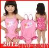 2012 New Design Brand One Piece Swimwear Swimsuit