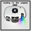 super portable HDMI Muiti media mini projector