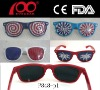 cheap sunglasses Dioptric sticker on lens printing logo on lens glasses