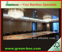 GREENBOO Bamboo Suspended Ceiling decoration