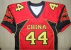 Special football jersey