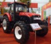 130HP 4 WD Farm Wheel Tractor