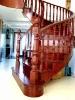 Bamboo Staircase-Roman carve design