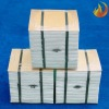 ISO Standard ceramic fiber module with anchor system