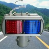 LED Solar Warning Lamp