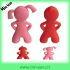 Food grade silicone dolls/cake decorating dolls
