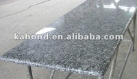 high quality White oyster granite countertop and vanity top