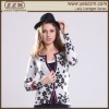 lady 100% Pure Cashmere Knited Cardigan